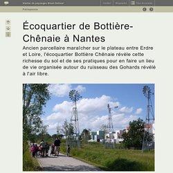 Atelier de paysages Bruel Delmar - Écoquartier de Bottière-Chênaie à Nantes