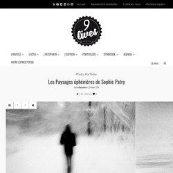 Les Paysages éphémères de Sophie Patry