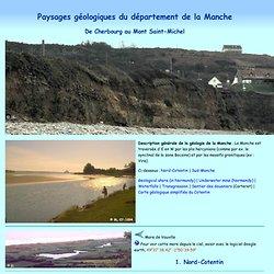 Paysages géologiques de la Manche