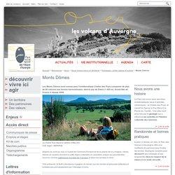 Monts Dômes - Paysages : entre nature et culture - Nous vivons dans un territoire - Nous - Bienvenue