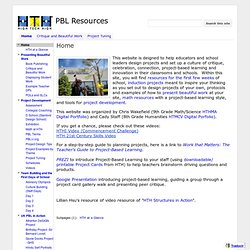 PBL Resources
