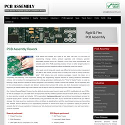 Circuit Board Repair Service USA - 4PCBAssembly