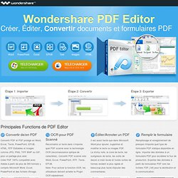 PDF Converter & Editor All-in-One