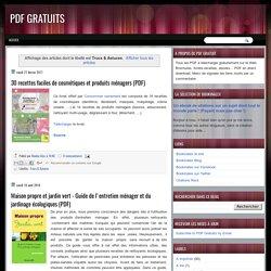 PDF Gratuits: Trucs & Astuces