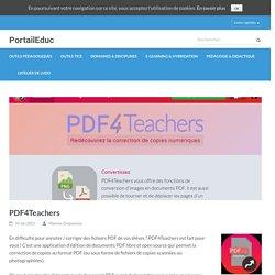 PDF4Teachers