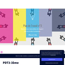 PDT3-3ème by romain.bourdel on Genially