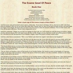 Peace Book 1