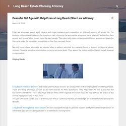 Long Beach Elder Law Attorney