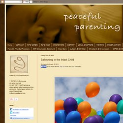 Ballooning in the Intact Child
