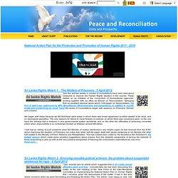 Sri Lanka - Rights Watch
