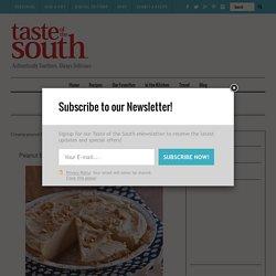 Peanut Butter Pie Recipe - Taste of the South