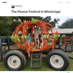 The Peanut Festival in Mississippi