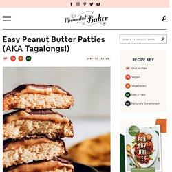 Easy Peanut Butter Patties (AKA Tagalongs!)