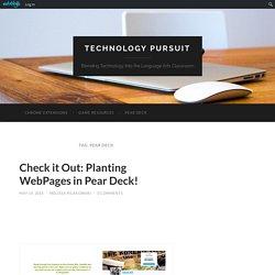 Technology Pursuit