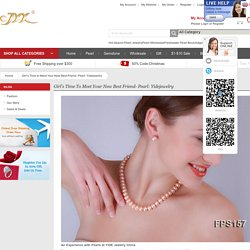 Pearl Jewelry Best Gifts for your Friend - YIDE Jewelry