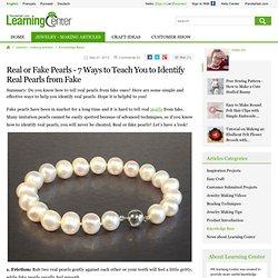 Jewelry knowledge base
