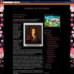 Pearls of wisdom: Textos Folclóricos