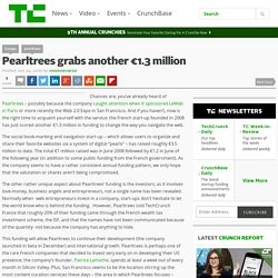 Pearltrees grabs another €1.3 million