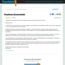 Pearltrees Bookmarklet