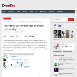 Pearltrees: A New Concept In Social Networking