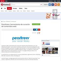 Pearltrees: herramienta de curación de contenidos web