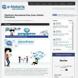 Pearltrees Herramienta Para Crear Árboles Educativos- Un portal de historia y TIC