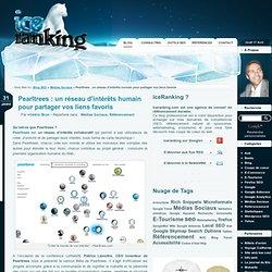 Pearltrees : un réseau d'intérêts humain pour partager vos liens favoris