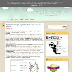 Pearltrees: recoge, organiza, descubre y comparte enlaces.