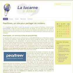Pearltrees, un site pour partager du contenu
