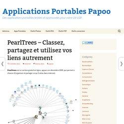 PearlTrees – Classez, partagez et utilisez vos liens autrement