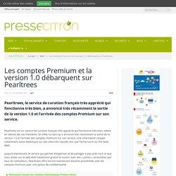 Pearltrees Premium est enfin disponible !