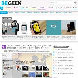 Pearltrees lance SmartCloud pour importer et organiser ses données postées sur Internet