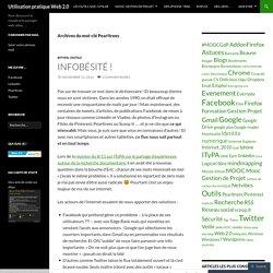 Utilisation pratique Web 2.0