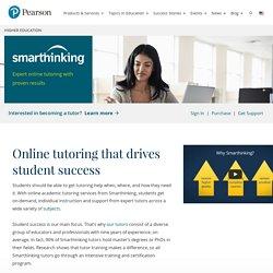 Pearson Smarthinking