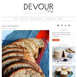 Pecan Date Bread