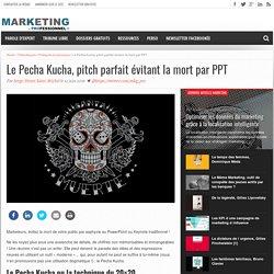 Le Pecha Kucha, pitch parfait évitant la mort par PPT