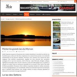 Pêcher les grands lacs du Morvan