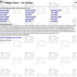 Pédago Crayon Archives