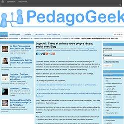 Logiciel : Créez et animez votre propre réseau social avec Elgg
