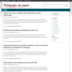 Otro sitio más de Blogs de Noticias de uso didáctico