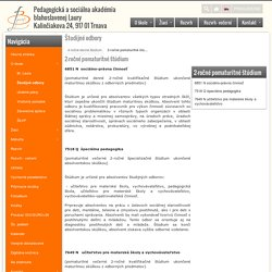 Pedagogická a sociálna akadémia blahoslavenej Laury