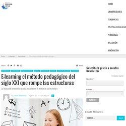 E-learning el método pedagógico del siglo XXI que rompe las estructuras