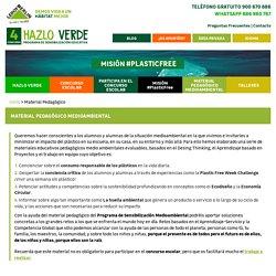 Material pedagógico mediambiental - Leroy Merlin