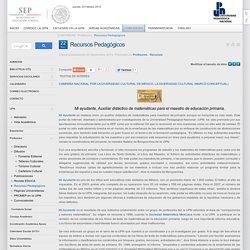 Recursos Pedagógicos - Universidad Pedagógica Nacional - México