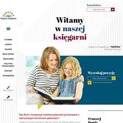 Księgarnia pedagogiczno-edukacyjna, pomoce, ćwiczenia logopedyczne i Podręczniki