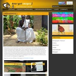 Un projet audiovisuel : les outils de Decryptimages