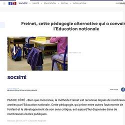 Freinet, cette pédagogie alternative qui a convaincu l'Education nationale