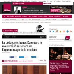 La pédagogie Jaques-Dalcroze : le mouvement au service de l'apprentissage de la musique
