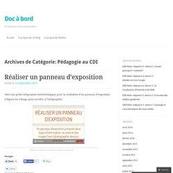 Pédagogie au CDI