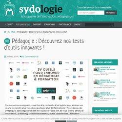 Pédagogie : Découvrez nos tests d'outils innovants !